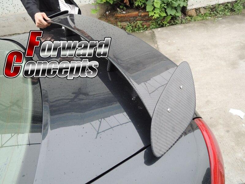 "Alerón trasero para fibra de carbono Universal 51 ""A4 A6 A8 GT"
