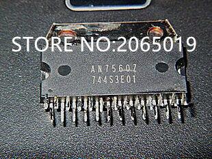 SHIIPPING LIVRE 1 PCS AN7560Z AN7560 ZIP-25 NOVO