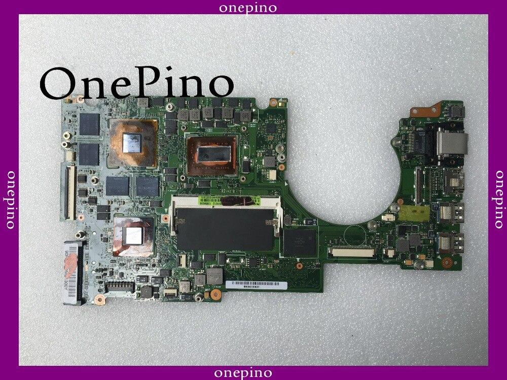 Ux51vz placa-mãe i7-3612QM 24g disco rígido apto para ux51vz ux51vza rev 2.0 computador portátil placa-mãe totalmente testado trabalho