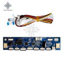 Testeur de bande de LED, onduleur multifonction pour le rétro-éclairage, à courant Constant, carte des conducteurs de carton, 12 connecteurs