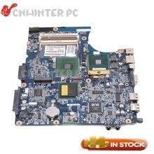 NOKOTION laptop motherboard for HP 530 main board 448434-001 LA-3491P I945GM GMA 950 DDR2 Free CPU