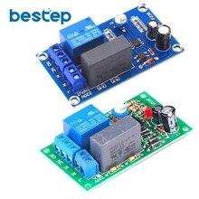 AC 220V Minuterie Relais Commutateur de Retard de Module Dentrée/Sortie Retard Interrupteur Module Réglable Timing Éteindre Conseil