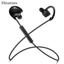 Auriculares Heaton deportivos Bluetooth, auriculares inalámbricos con manos libres y comandos de voz, Auriculares deportivos con micrófono