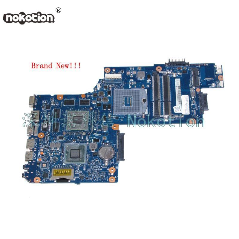 NOKOTION, nueva placa base H000051550 para ordenador portátil Toshiba Satellite C850 L850 15,6 DDR3, garantía de 60 días, totalmente probada