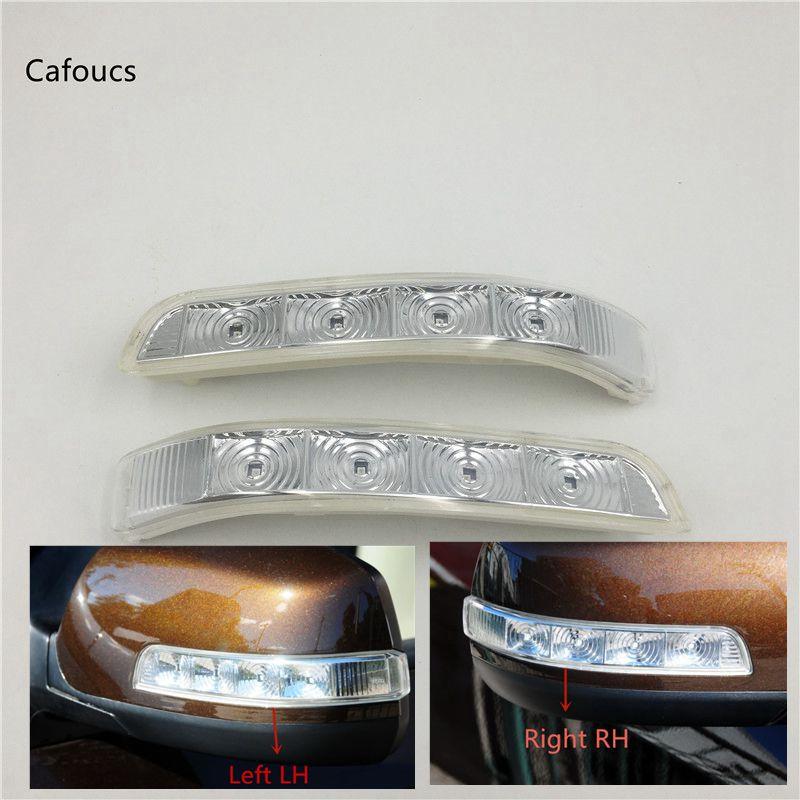 Luz LED intermitente de espejo lateral retrovisor para coche, lámpara repetidora para KIA Sorento 2009 2010 2011 2012 2013 2014