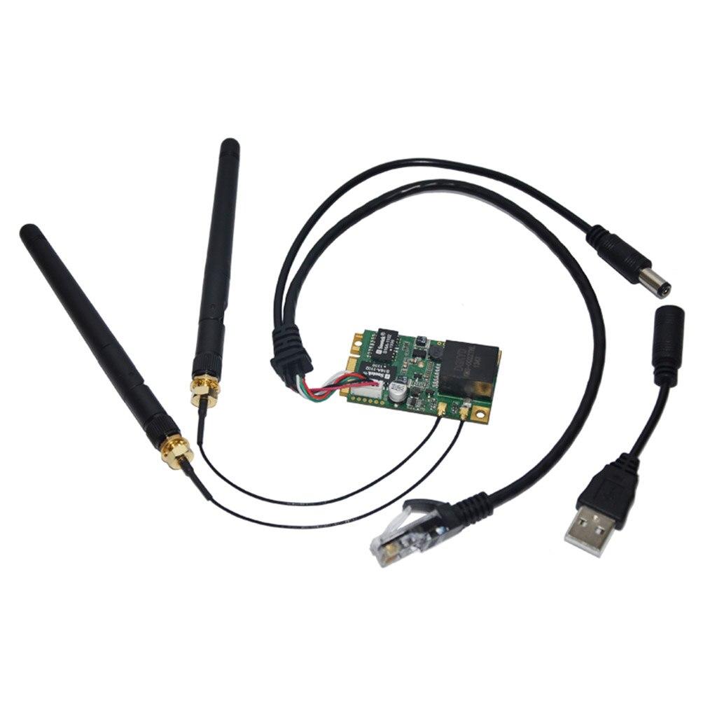 2019 New DIY WiFi Repeater Router Bridge Module 2.4G 300Mbps WiFi RF Transceiver 8MB Flash Signal Transmission Development Board