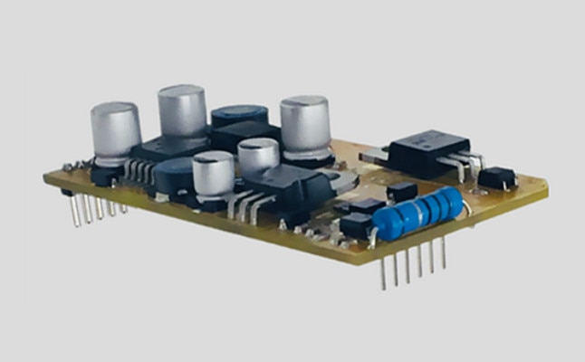 Módulo de estación maestra integrado MBUS/M-BUS a TTL (carga 250) KH-TTL-M250