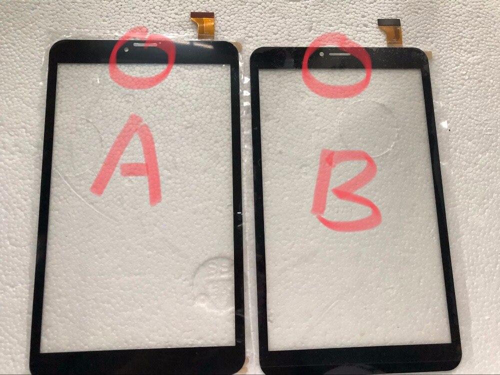 """8 """"Nuevo BQ-8068L HORNET PLUS PRO Tablet Digitalizador de pantalla táctil de cristal de Sensor de panel táctil"""