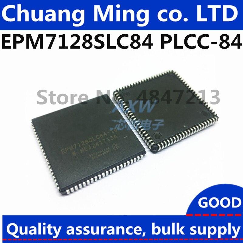 10 unids/lote EPM7128SLC84-15N EPM7128SLC84-10N EPM7128SLC84-15 EPM7128SLC84-10 EPM7128SLC84 EPM7128 PLCC-84