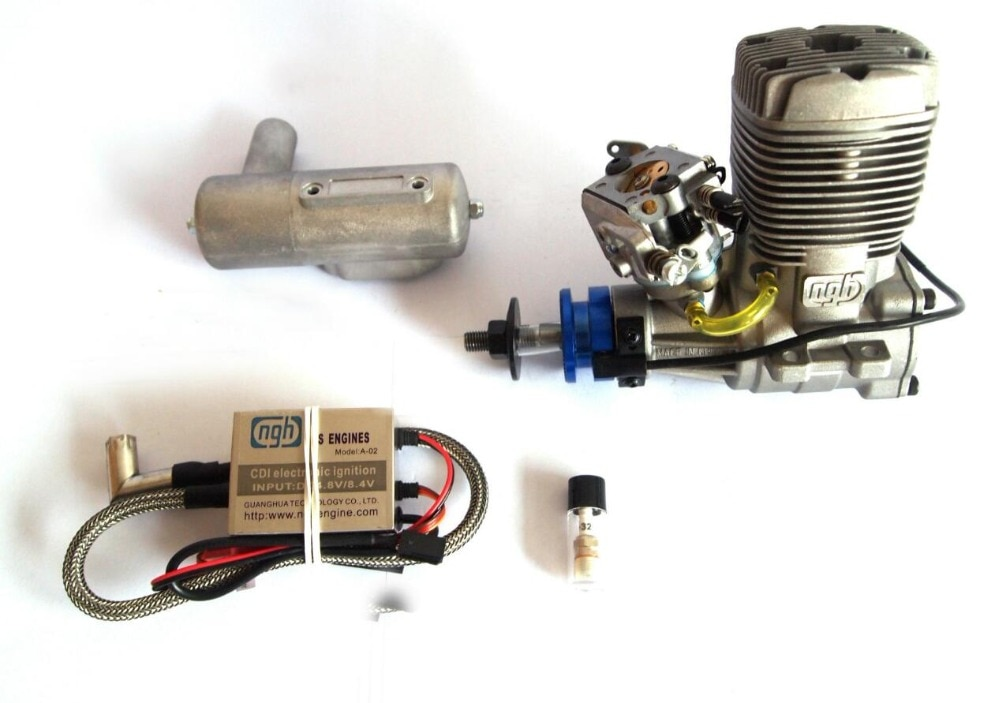 NGH GT25 25CC Gasoline / Petrol Engine for RC Model Airplane