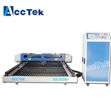 Jinan AccTek desktop table co2 laser cutting machine price , co2 150w laser cutting machine