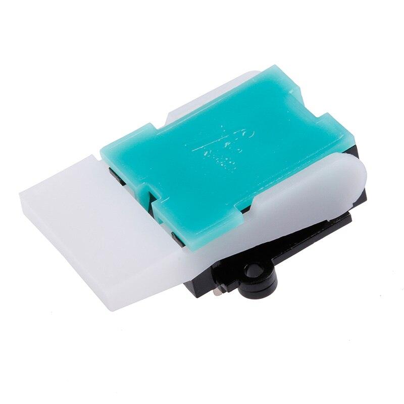 10Pcs 6 Pinos Gancho Plástico Interruptor de Peças de Reparo para o Telefone Preto Branco Verde