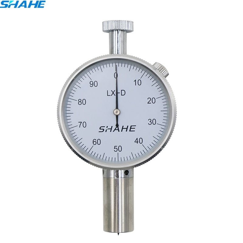 شور D مقياس التحمل اختبار صلابة مقياس الصلابة LX-D-1 المعادن اختبار صلابة مقياس التحمل durometro صلابة اختبار سعر