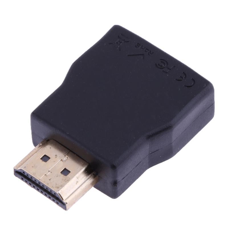 HDV-HP01 Mini portátil protector contra sobretensiones HDMI protección contra sobretensiones soporte remoto wakeup para reproductores de MP3/cámaras digitales