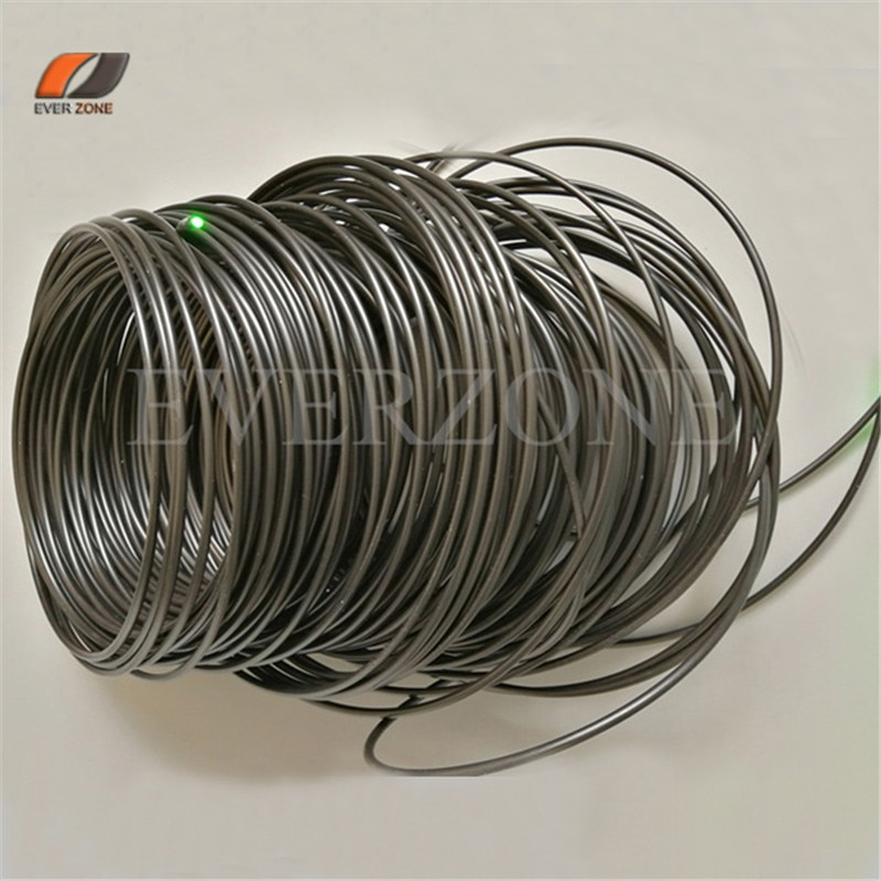Swimming Pool Optic Fiber Lighting 4.0mm PMMA Plastic Optic Fiber End Light Cable 50m