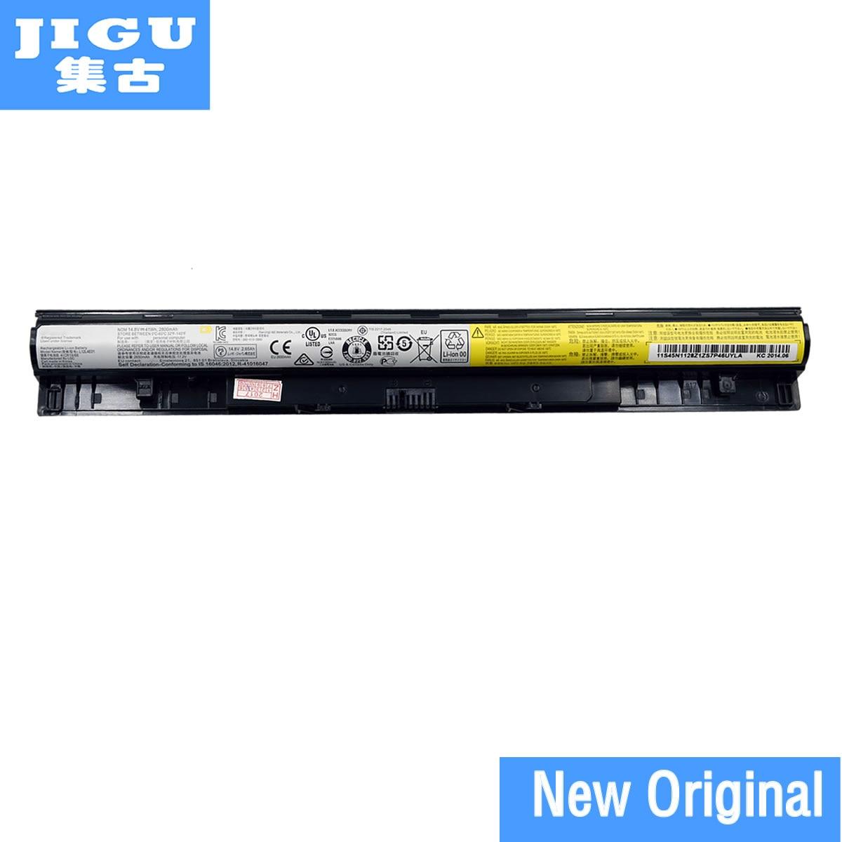 JIGU الأصلي L12L4E01 بطارية كمبيوتر محمول لينوفو G400S G405S G410S G500S G505S G510S S410P S510P Z710 L12S4A02 L12M4E01 L12S4E01