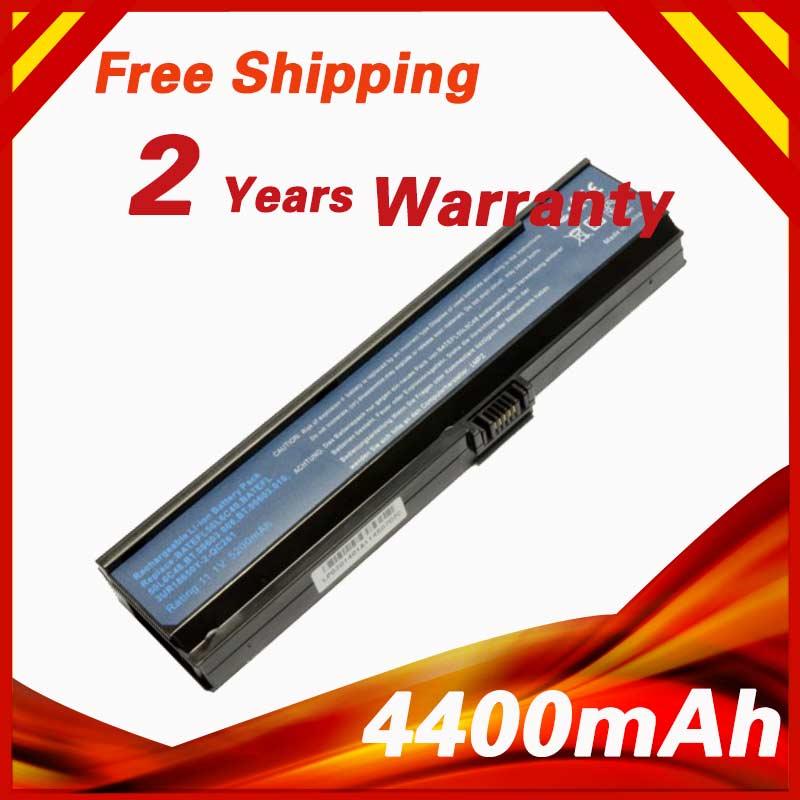 6 celdas de batería para Acer Aspire 3030 de 3050 de 3054WXCi...