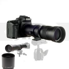JINTU 420-1600mm f/8.3 Telephoto Zoom Lens +2X Teleconverter LENS for Sony a5100 a3000 a5000 A7S NEX7 NEX6 NEX5N Mirrorless