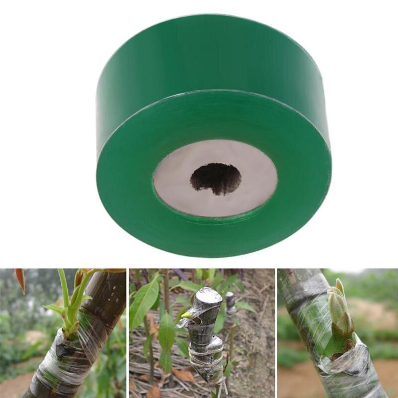 Cinta de injerto Biodegradable ecológica profesional, membrana de injerto, cinta de jardinería para árboles frutales
