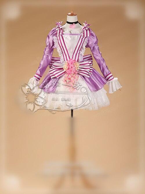 Tarjeta Captor Sakura KINOMOTO SAKURA Cosplay sakura Hortensia cubierta ropa bailarina fiesta Formal vestido