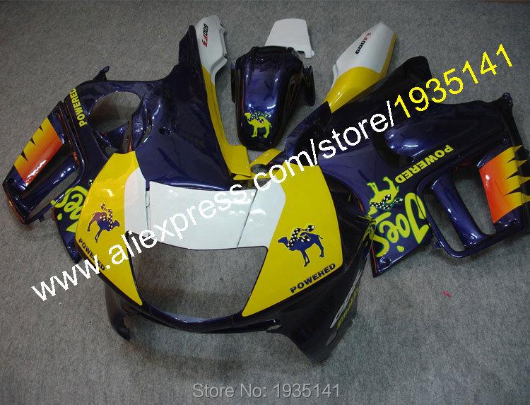 Para Honda CBR600 F3 1997 a 1998 partes CBR 600 F3 97 98 CBR 600F3 personalizado motocicleta Kit de carenado (inyección moldeo)
