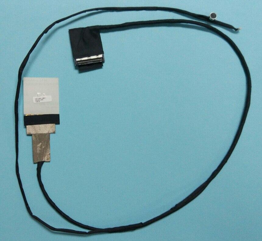 Nuevo Modelo de cable LVDS para ASUS N56 N56V N56VM N56SL N56VZ N56D P/N DDNJ8GLC000 envío gratis