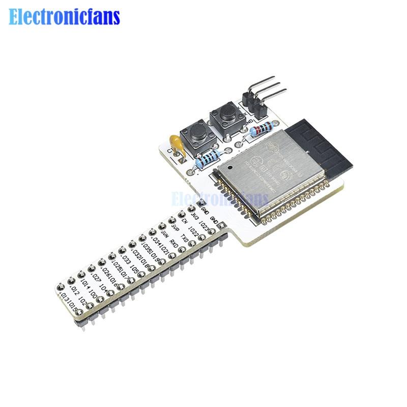 Макетная плата ESP32 с поддержкой Bluetooth и