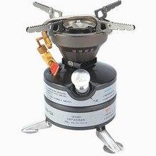 BRS-12A Mini carburant liquide Camping poêles à essence Portable extérieur kérosène poêle brûleurs Diesel kérosène poêle à huile