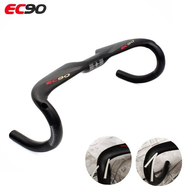 EC90 Carbon Fiber MTB Bicycle Bike Cycling Handlebar Stem Headset Top Cap Cover