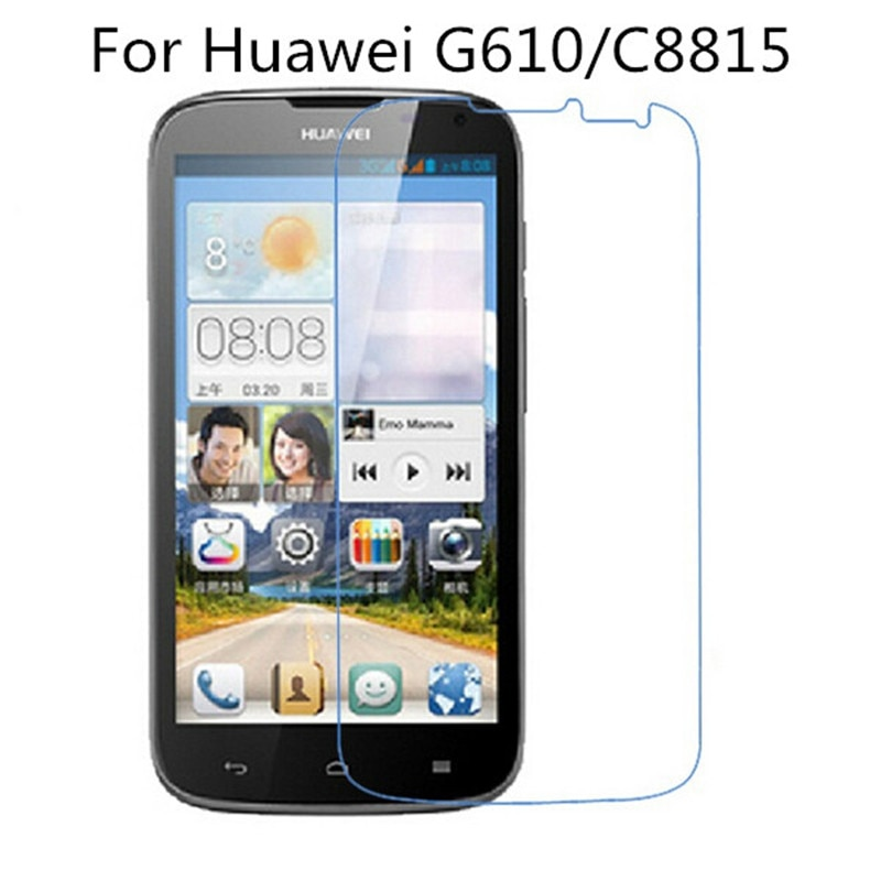 Vidrio Templado Premium para Huawei Ascend G610 C8815 G610S Protector de pantalla 9 H Protector de película protectora endurecida