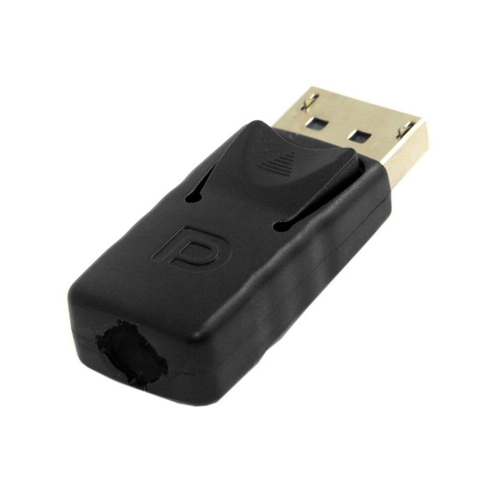 Виртуальный дисплей Адаптер DP Дисплей порт пустышка разъем без головы призрак эмулятор разъем 8 DJA99