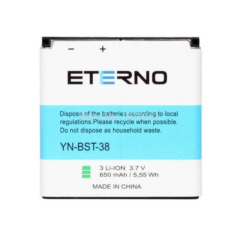 ETERNO BST-38 batería de repuesto para la batería de Sony Ericsson W995...