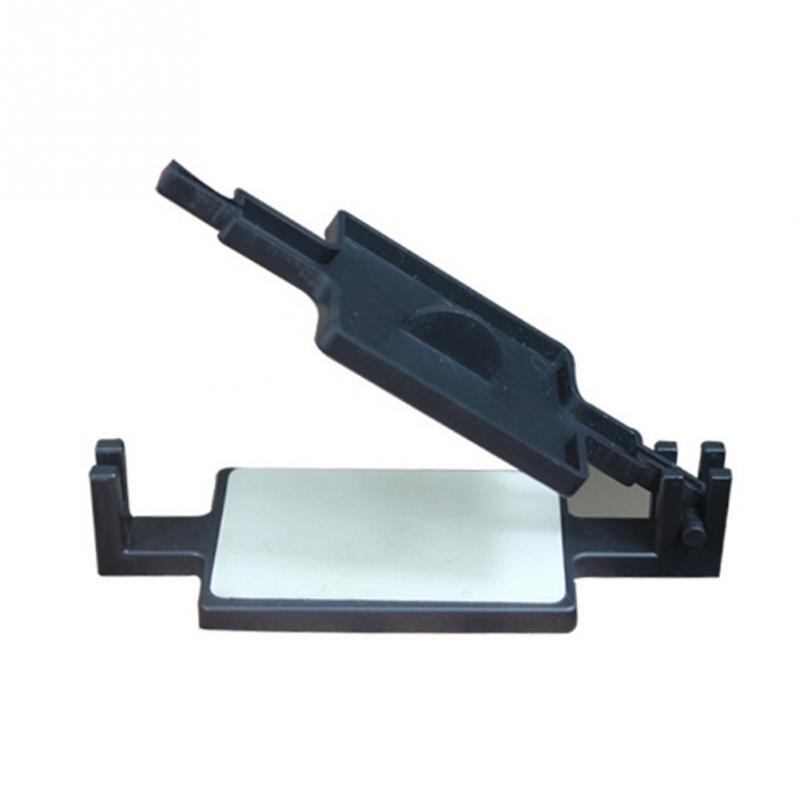 Juego de Herramientas de Protector de pantalla templada, película de teléfono móvil, herramienta de instalación de pegado