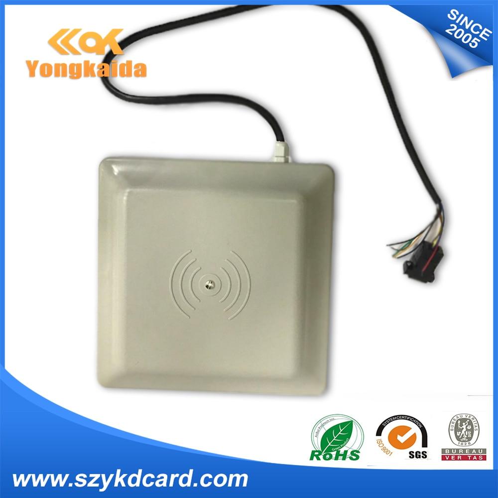 YongKaiDa lecteur intégré UHF   Longue distance 5m rfid readerrs232 rs485 ISO 18000-6C/6B haute performance