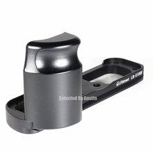 Abrazadera de placa L de liberación rápida para Fuji X100F Fujifilm X 100F Arca Swiss RRS Benro Sunwayfoto