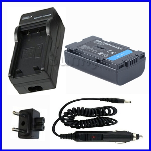Аккумулятор и зарядное устройство для Panasonic CGR-D08, CGR-D08A, CGR-D08A/1B, CGR-D08R, CGR-D08S, CGR-D110, CGR-D120, PV-DBP8, PV-DBP8A,