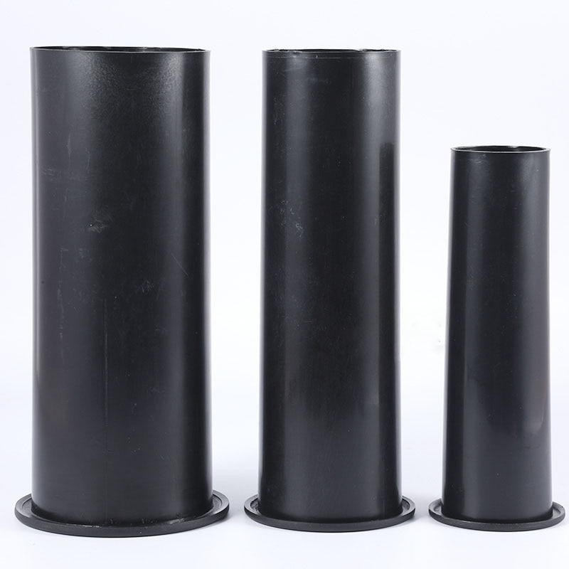 2 قطعة/الوحدة المتكلم دليل أنبوب مجاري موصل افتتاح 60mm80mm100mm مع شعار الصوت أنبوب العلامة التجارية جديد