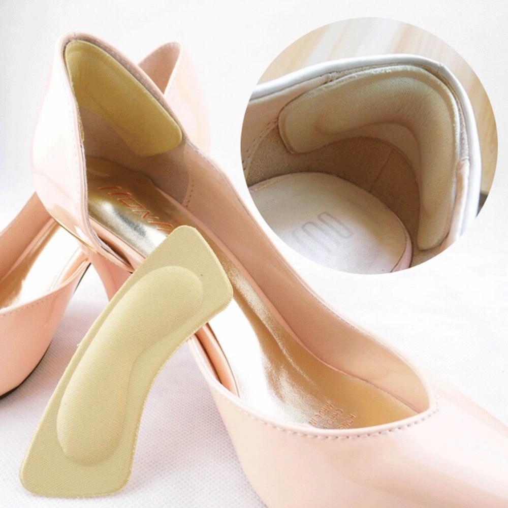 1 par feminino cuidados com os pés massagem salto alto esponja sapato palmilhas almofadas almofadas diy corte esporte arco apoio orthotic