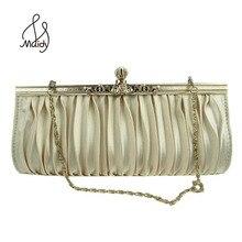 Sacs à main Designer haute qualité sac dames femmes Serpentine cuir métallique serrure petites chaînes mode sacs rabat diamants Mini