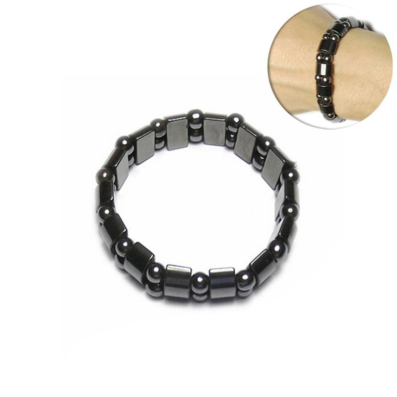 Новый витой магнит Здоровье похудение браслеты ювелирные изделия био магнитный браслет шарм браслеты для женщин потеря веса