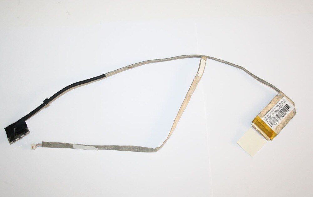 P/N 35040D100-H0b-G de vídeo LCD Flex LVDS cable LED LCD Línea alámbrica para portátil HP Compaq Presario CQ58