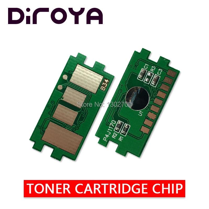 PK 5011 PK5011 PK-5011 KCMY chip do cartucho de toner para Utax P-C3061 C3061DN C3060 C3605MFP P-C3605 P C3605 C3061 pó redefinir EUR