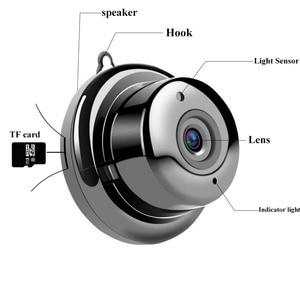 IP Camera 1080P Mini Wifi Camera 720P CCTV Security Camera Two Way Audio P2P Night Vision Baby Monitor 32G SD Card