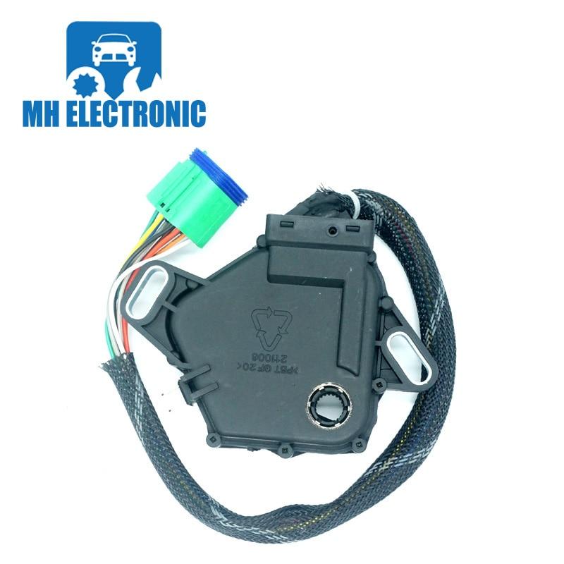 MH electrónicos interruptor de seguridad neutral para Peugeot 207 307 Citroen para Renault DPO DP0 AL4 252927 2529,27 CMF-930400 CMF930400