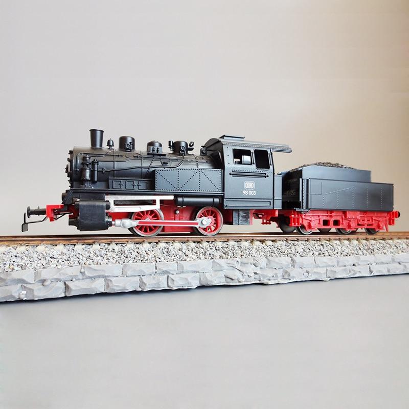 German Steam Train Model 1/87 50501 Initial European Steam Model