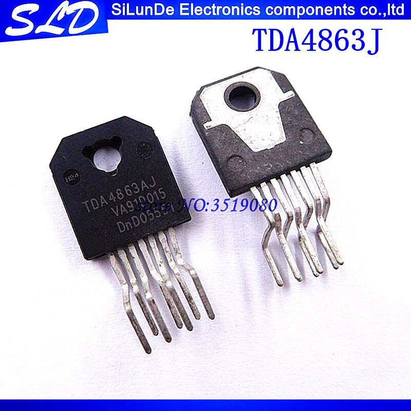 10 unids/lote TDA4863 TDA4863J TDA4863AJ ZIP-7 en STOCK