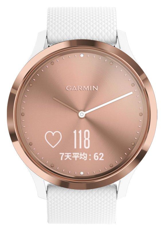 montre femme Garmin vivomove HR  Pedometer Running Heart Rate Monitor Wristbands Sport Watch Fitness Smart watch feminino