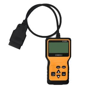 Image 3 - Автомобильный считыватель кодов V310 OBD, сканер OBD2, диагностические инструменты запуска автомобиля, диагностический сканер неисправностей двигателя, инструмент для диагностики автомобиля
