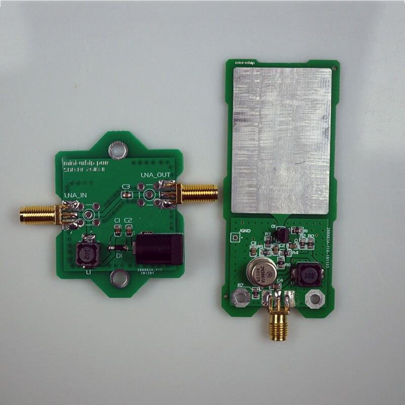 Mini-Whip Medium Shortwave SDR Antenna MiniWhip Shortwave Active Antenna for Ore Radio Tube (Transistor) Radio RTL-SDR Receive