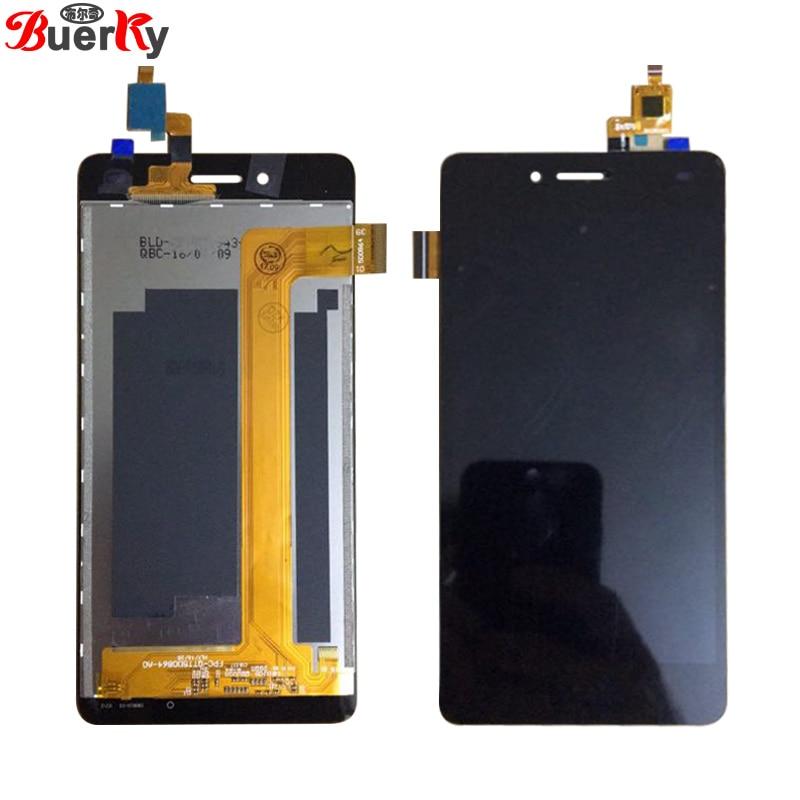 Pantalla táctil LCD BKparts 5 uds LCD para BLU Studio Selfie 2 Selfie2 S230